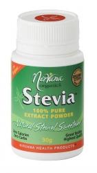 Nirvana Stevia Extract Powder 30g