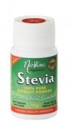 Nirvana Stevia Extract Powder Organic 15g