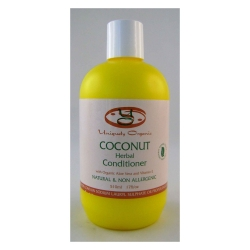 Uniquely Organic Coconut Herbal Organic Conditioner 500ml - Click for more info