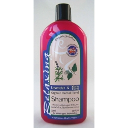 Organic Selections Lavender and Ylang Ylang Organic Shampoo 375ml - Click for more info