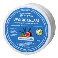 Australian Biologika Veggie Cream Mediterranean Bliss 100g
