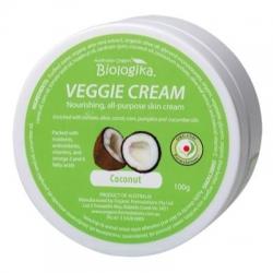 Australian Biologika Veggie Cream Coconut 100g