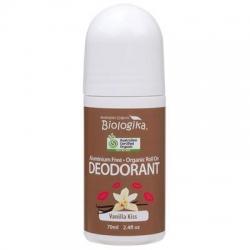 Australian Biologika Organic Vanilla Kiss Roll-On Deodorant 70ml