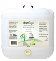 ECO BULK Lemon Dishwashing Liquid 15L (Special order only - there may be a delay