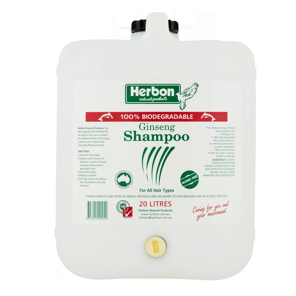 Herbon Ginseng Shampoo 20lt
