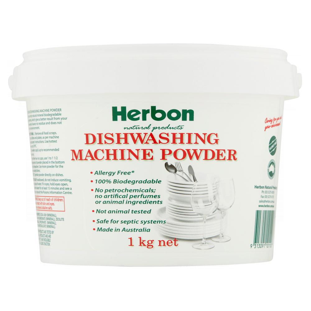 Herbon Dishwashing Powder 1kg