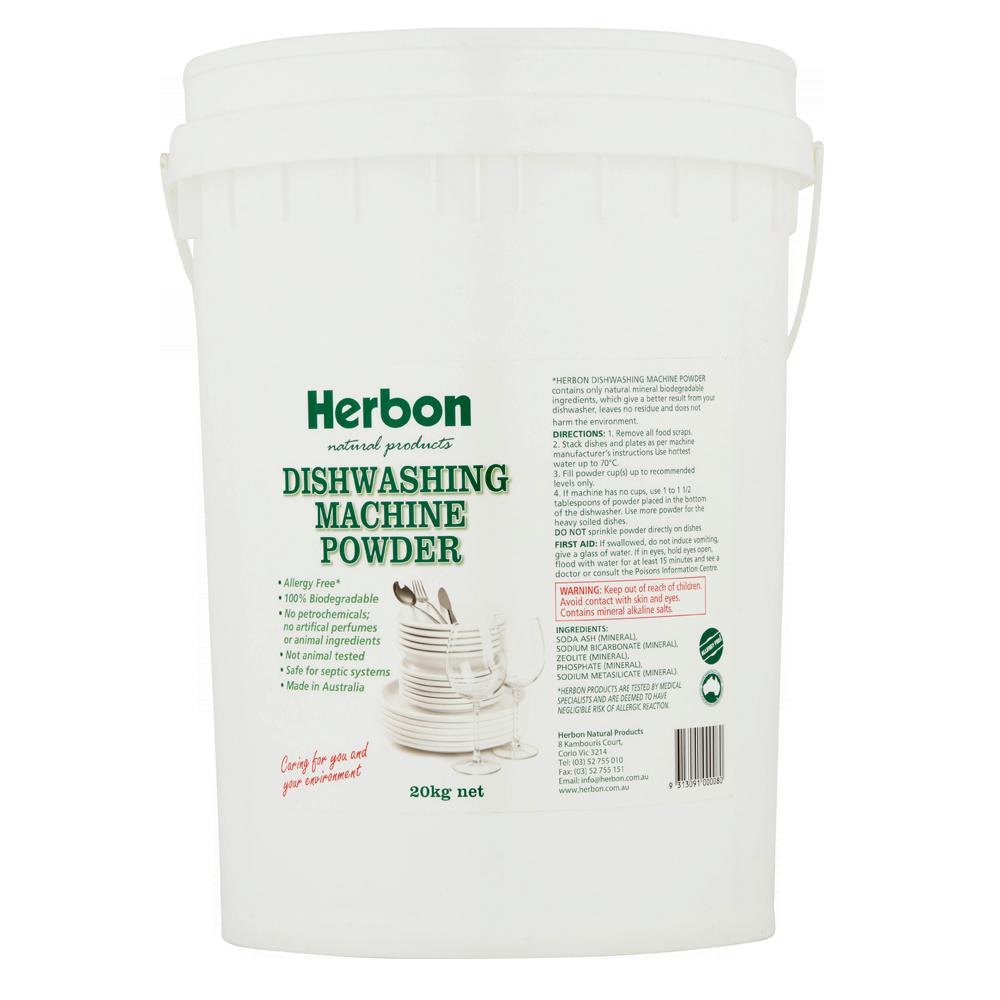 Herbon Dishwashing Powder 20kg