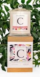 Candle Glass XL Sanctuary- Coconut Lime 350g