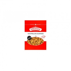 Premium Choice Organic Almonds 15x180g