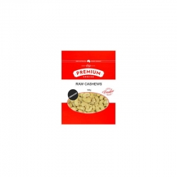 Premium Choice Organic Cashews 15x180g