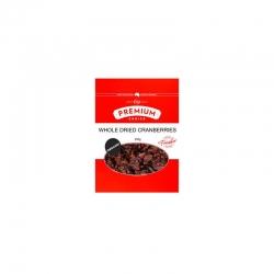 Premium Choice Organic Whole Cranberries 15x250g