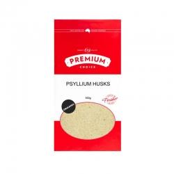 Premium Choice Organic Psyllium Husks 9x500g