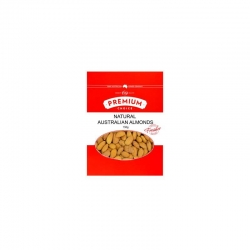 Premium Choice Australian Almonds Natural 12x150g
