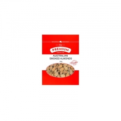 Premium Choice Australian Smoked Almonds 12x150g