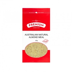 Premium Choice Australian Natural Almond Meal 10x400g - Click for more info