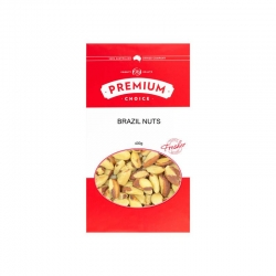 Premium Choice Brazil Nuts 12x400g