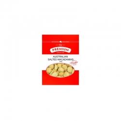 Premium Choice Australian Salted Macadamias 15x200g