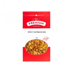 Premium Choice Spicy Outback Mix 12x500g