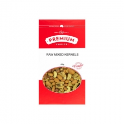 Premium Choice Raw Mixed Kernels (No Peanuts) 12x400g