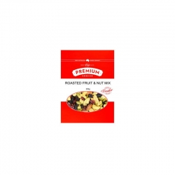 Premium Choice Fruit & Roasted Nut Mix 15x250g