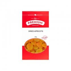 Premium Choice Dried Apricots 12x500g