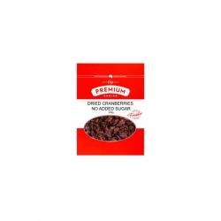Premium Choice Cranberries Dried - No Added Cane Sugar 15x250g