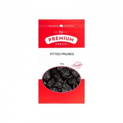 Premium Choice Pitted Prunes 12x500g