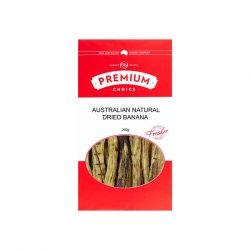 Premium Choice Australian Whole Dried Banana 15x250g - Click for more info
