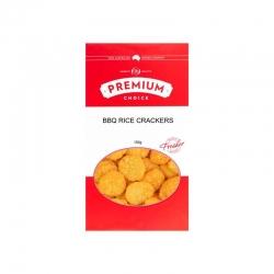 BBQ Rice Crackers (12x150g)