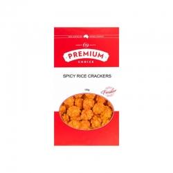 Premium Choice Spicy Rice Crackers 12x150g