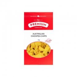 Premium Choice Chickpea Chips Gluten Free 12x100g