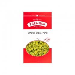 Premium Choice Wasabi Green Peas 12x250g