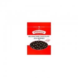 Dark Belgium Choc Goji Berries (12x200g)