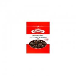 Dark Belgium Choc Almonds (12x220g)