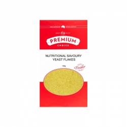 Premium Choice Nutritional Savoury Yeast Flakes 12x100g