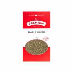 Premium Choice Chia Seeds Black 12x500g