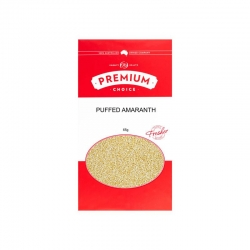 Premium Choice Amaranth Popped & Puffed 12x65g